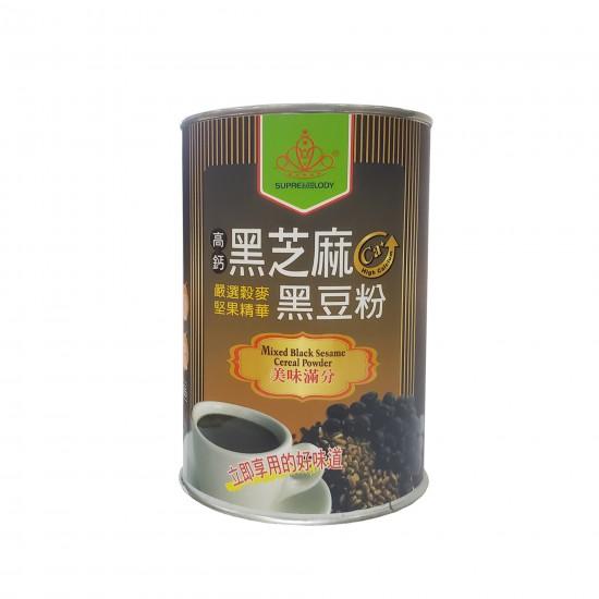 高鈣黑芝麻黑豆粉420g