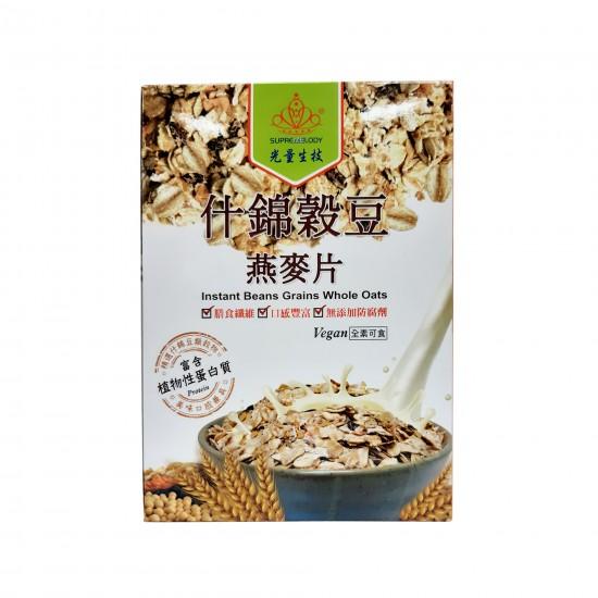 什錦穀豆燕麥片