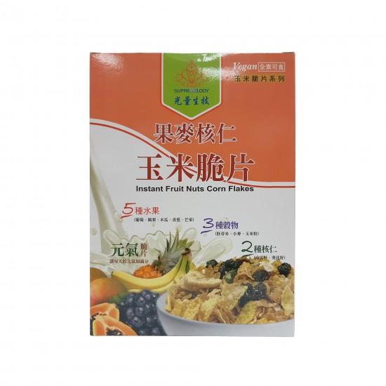 果麥核仁玉米脆片
