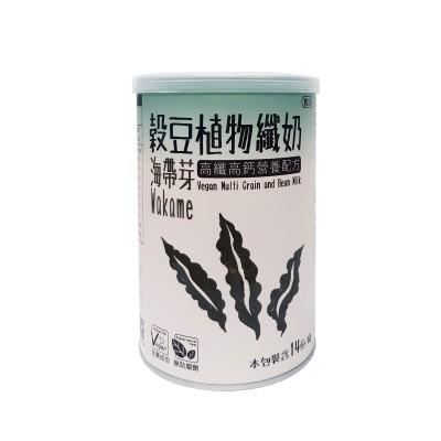 海帶芽穀豆植物纖奶