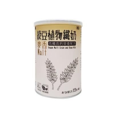 麥香穀豆植物纖奶