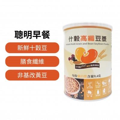 什榖高纖豆漿