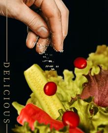 蔬福良品烹飪調味分類